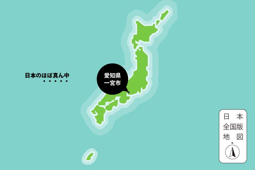 20150518日本全国の地図