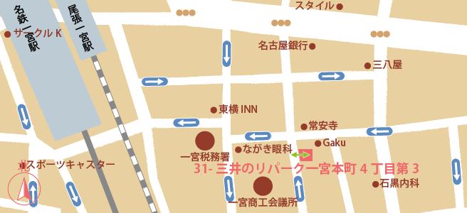 20170109三井のリパーク一宮本町4丁目第3