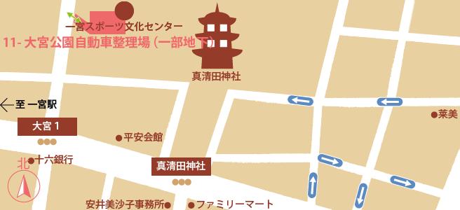 20170109大宮公園自動車整理場