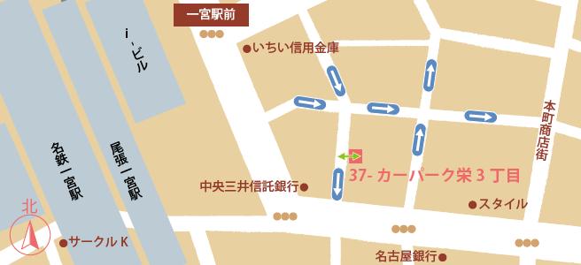 20170602カーパーク栄3丁目
