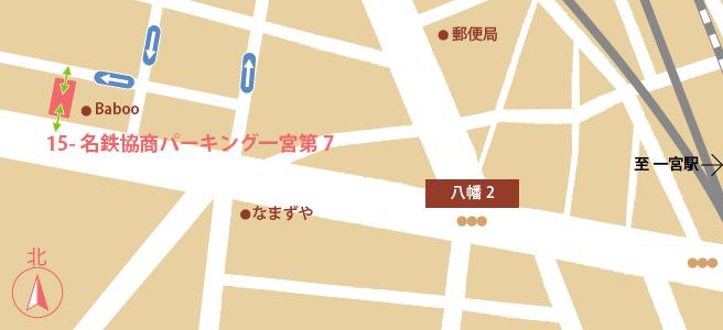 20161229名鉄協商パーキング一宮第7