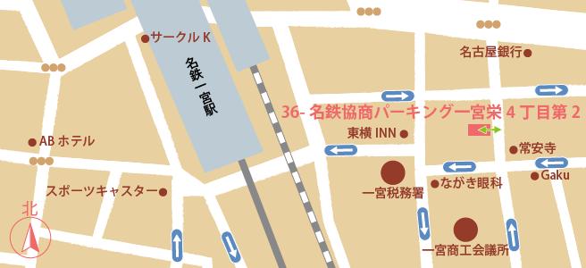20170602名鉄協商パーキング一宮栄4丁目第2
