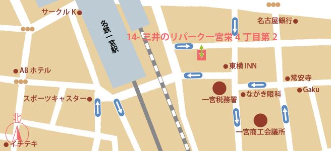20170107三井のリパーク一宮栄4丁目第2