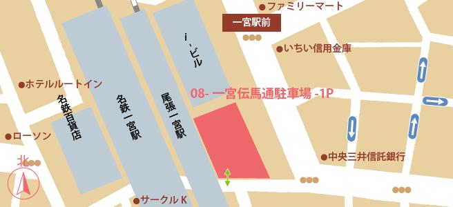 20170106一宮伝馬通駐車場-1P