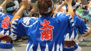 20140529チンドン祭の太閤連