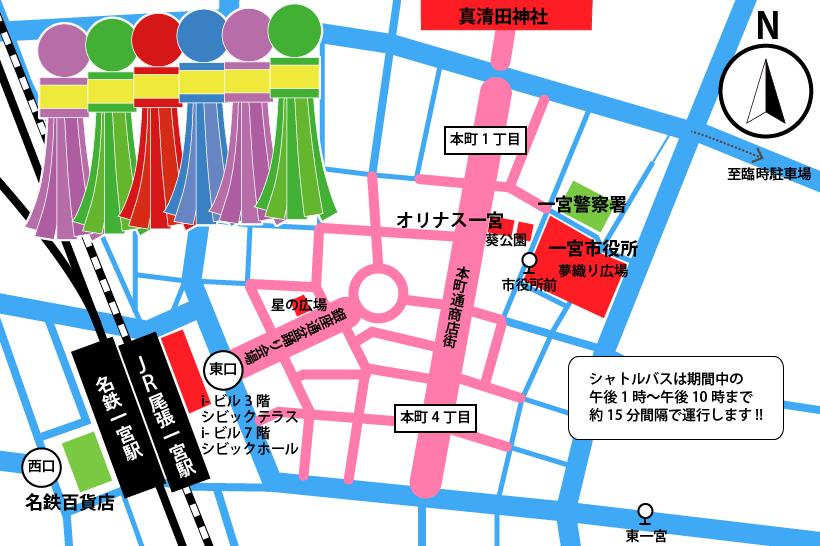 20170710七夕の詳細地図