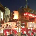 観音寺の瀬部山車・臼台祭