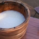 201310甘酒祭の甘酒