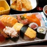 寿司と天ぷら 江戸ッ子寿司