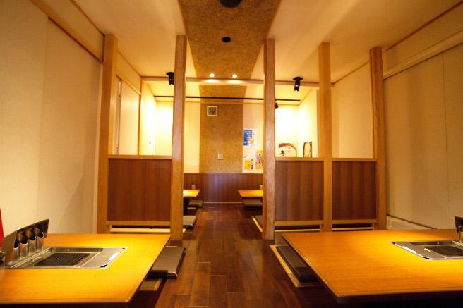 20141205木曽楽の店内