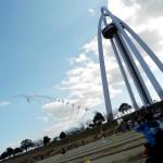 138タワーパークの凧あげ祭り