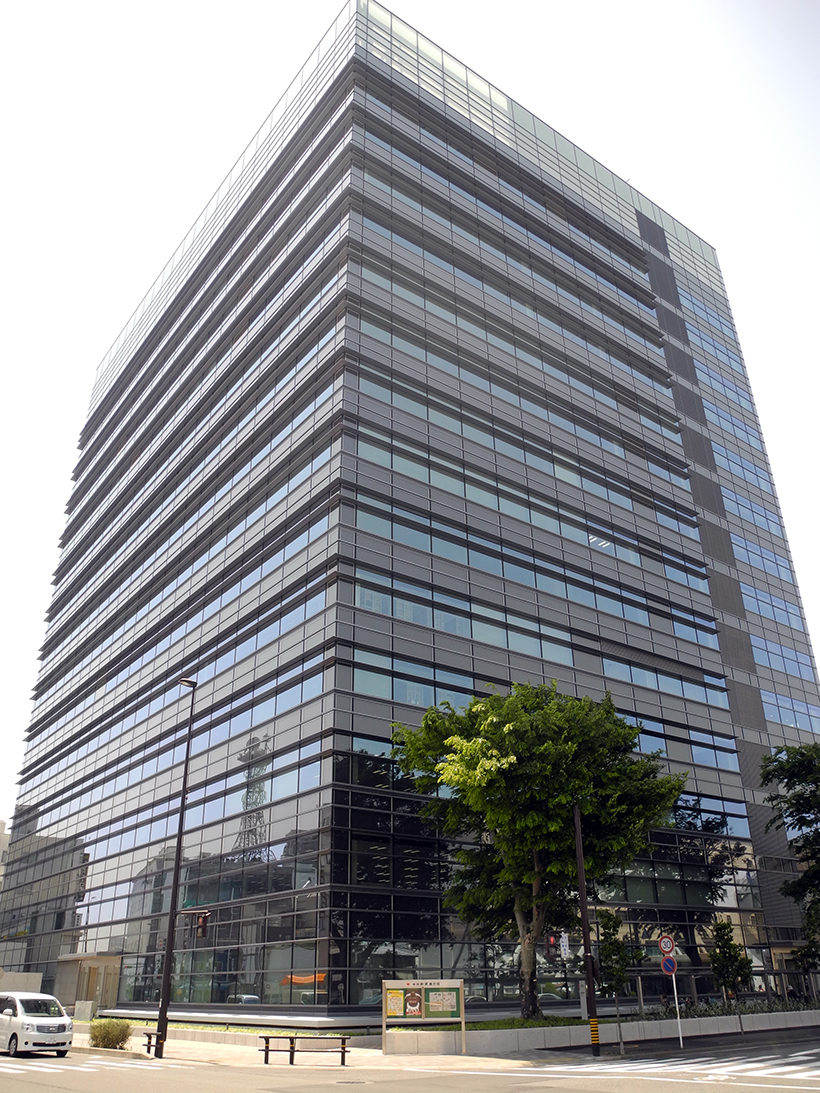 20170306一宮市新庁舎