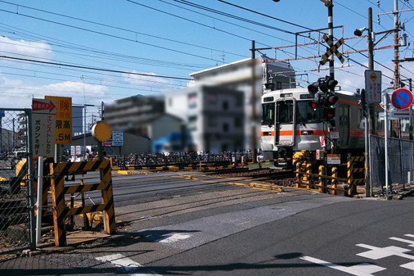 20170317今伊勢駅の踏切