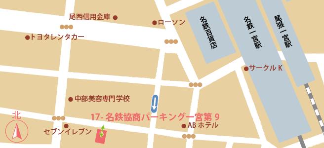 20171130名鉄協商パーキング一宮第9
