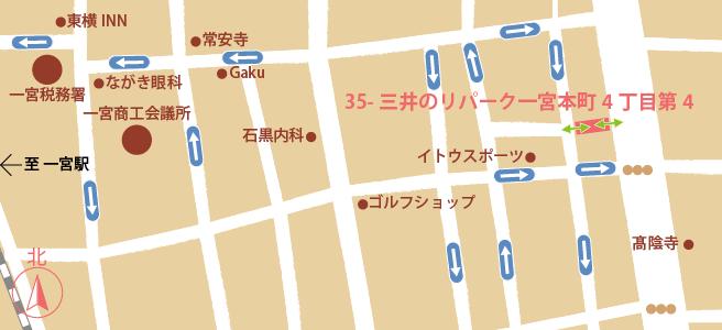 20171130三井のリパーク一宮本町4丁目第4
