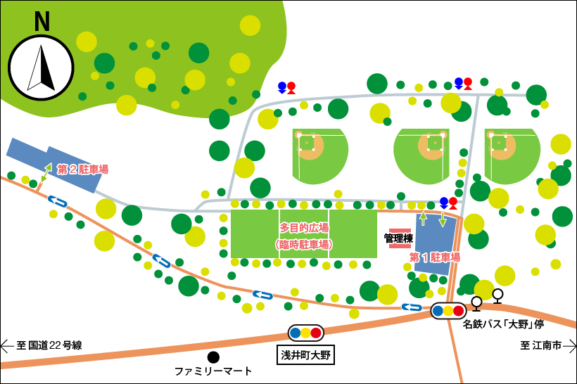 20180117極楽寺公園野球場