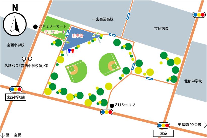 20180312九品寺競技場