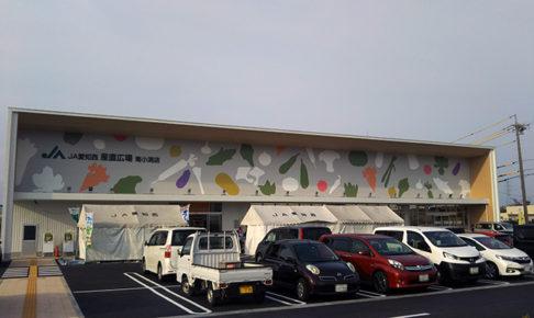 ja愛知西の産直広場20190401
