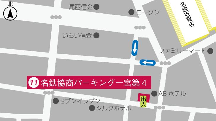 名鉄協商パーキング一宮第4_20190609