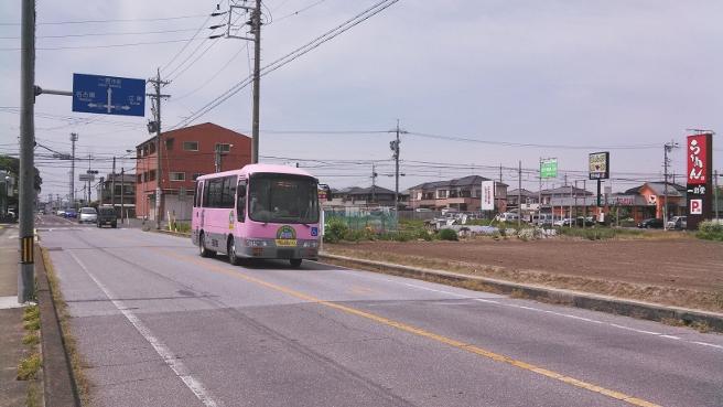 千秋ふれあいバス