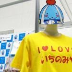 20140220ジャパン・ヤーン・フェアの公式グッズ