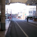 20140225真清田神社の門前町