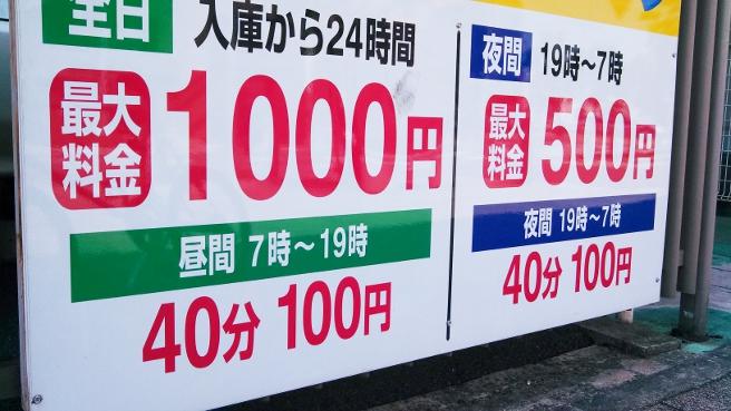 20140521コインパーキングの調査