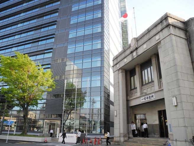 20140507一宮市役所新庁舎