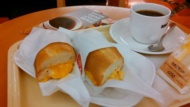 20141120ドトールコーヒー