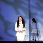 20150611名古屋モード学園のファッションショー舞台