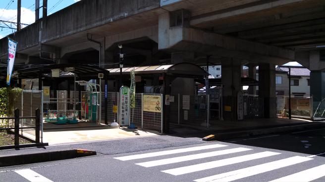 20150912一宮駅北第1駐輪場