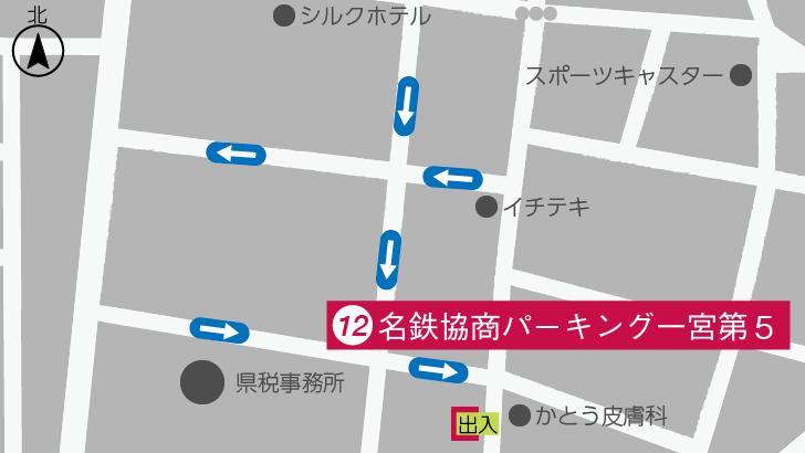 名鉄協商パーキング一宮第5_20190609
