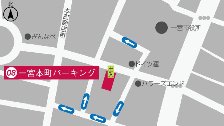 一宮本町パーキング_20190517